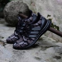 BAPE X Adidas UltraBoost 4.0 Black Camo