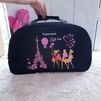 SALE!! travel bag tuperware / tas travel