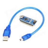 Nano 3.0 ATmega328 Mini USB Board for Arduino-Compatible Board + Cable