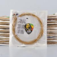 Senar Gitar Akustik Daddario 010 Unpack Extra Light - Bonus Pick