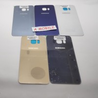 Backdoor - Backcover Back - Door - Cover - Battre Samsung S6 Edge +