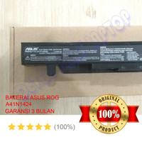 Baterai Batre Battery Laptop Asus ROG GL552JX A41N1424 Original