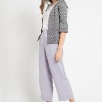 White Mode Aniya Cardigans & Knitwear - S