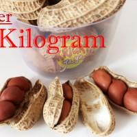 SPESIAL Kacang KULIT Sangrai SUPER ( KILOAN / CURAH )