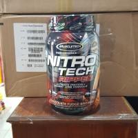 Muscletech Nitrotech Ripped 2 Lbs Nitro Tech Ripped Whey+Fat loss
