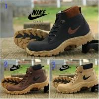 Sepatu Pria Nike Travis Boots Safety Sepatu Kerja Cowok Original