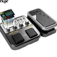 Promo Nux Pedal Efek Gitar Synthesizer Processor - Mg-100 Produk Laris