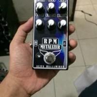 Promo Efek Gitar Rpm Metalizer Mii Produk Laris