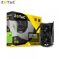 ZOTAC GeForce® GTX 1050 Ti OVERCLOCK 4GB DDR5 - Dual Fan (OC Edition)