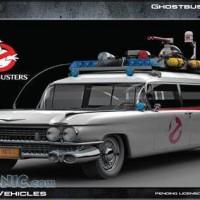 jada toys ghostbuster ecto-1 ecto 1 jada diecast murah diskon original