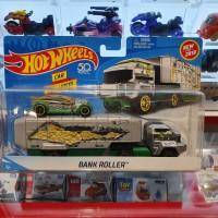 hot wheels bank roller