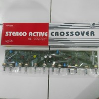 Kit Crossover 3 way stereo active Ranic type 239
