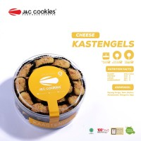 Kue Kering JnC Cookies Kastengel