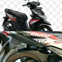 Aksesoris Spakboard Kolong/Hugger Buat Honda New Beat Scoopy Vario 110