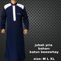 jubah gamis baju takwa taqwa panjang laki cowok pria muslim dewasa
