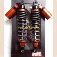Shockbreaker/Shock Belakang 340mm Answer Tabung Atas Miring RX King