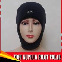 topi pilot polar topi kupluk pria dewasa Elvitra Shop