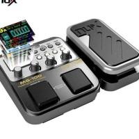 New Nux Pedal Efek Gitar Synthesizer Processor - Mg-100 - Black Stock