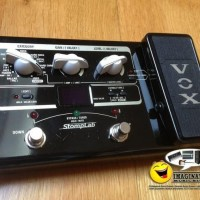 New Efek Gitar Vox Stomplab Iig Produk Lancar