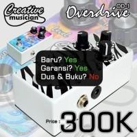 Beli Sekarang Efek Gitar Custom Overdrive Od-1 Produk Laris