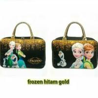 Tas Travelbag Koper Anak Kanvas Karakter Frozen