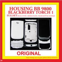 HOUSING BB 9800 BLACKBERRY TORCH 1 FULLSET FRAME CASING MIDLE 700476