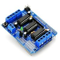 Modul L293D Arduino Motor Driver Shield Expansion Board