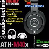 Audio Technica ATH M40X / ATH M 40X Special Headphone Monitoring