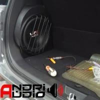 box audio sudut xpander subwoofer 12in atau 10in