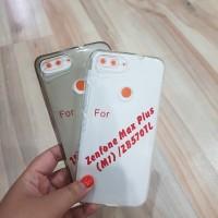 Ultra Thin Case Tebel 1mm / Softshell Zenfone Max Plus / ZB570TL