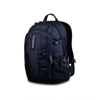 Tas Eiger Arcata Daypack Bag Hitam Black 2866 01 Original Keren Cowok
