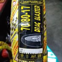 Ban Tubeless / Tubles Swallow 70/80-17 Drag Blaster SB-104 Murah & Ori