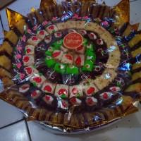 flash sale catering kue bolu tampah cake Lapis surabaya nampah