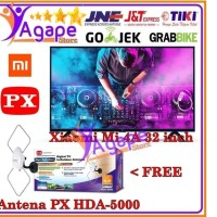 Bundle Smart Tv Android Xiaomi Mi 4A 32 Inch And Antena PX HDA-5000