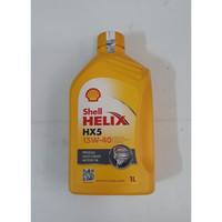 Oli mesin Shell Helix HX5 15W-40 API SN 1 Liter