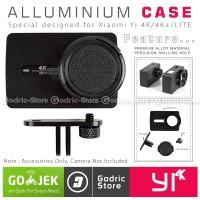 Godric Aluminium Case CNC Casing for Xiaomi Yi 4K LITE 4K PLUS
