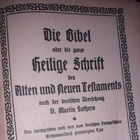 Alkitab Bahasa Jerman - Die Bibel (ORIGINAL SUPER LANGKA)