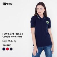 Polo Wanita - FBW Clara Female Couple Polo Shirt