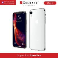 ASENARU iPhone XR Case - Super Slim ClearFlex Case - Crystal Clear