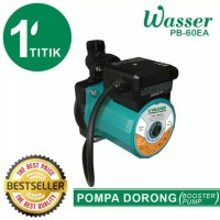 pompa pendorong water heater PB 60 EA / booster pump