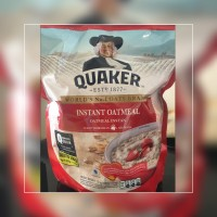 Quaker Oat Meal harga promo