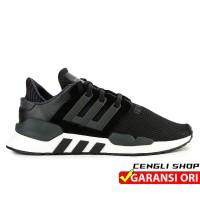Sepatu ADIDAS Original Eqt Support 91/18 Black