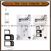 Noosy Sim Card Adapter 3 in 1 Original