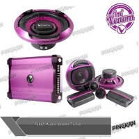 Paket Audio Venom Turbo Mobil Ayla