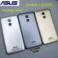 BACKDOOR ASUS ZENFONE 3 MAX 5.2INCH ZC520TL X008DA ORIGINAL - Gold