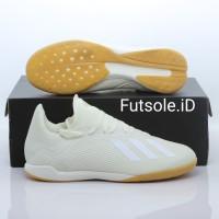 Sepatu futsal Adidas X tango 18.3 White
