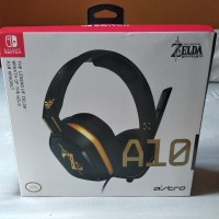 Astro Gaming A 10 Headset Zelda BOTW Limited Edition