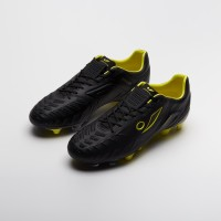 Concave Halo+ Leather FG- Black / Neon Yellow