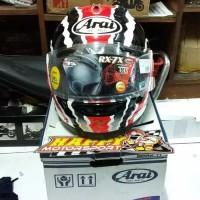 ARAI Helmet RX-7X Doohan-Second like new