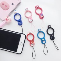 Iring Gantungan Hp Karakter ring strap aksesoris phone cartoon lucu